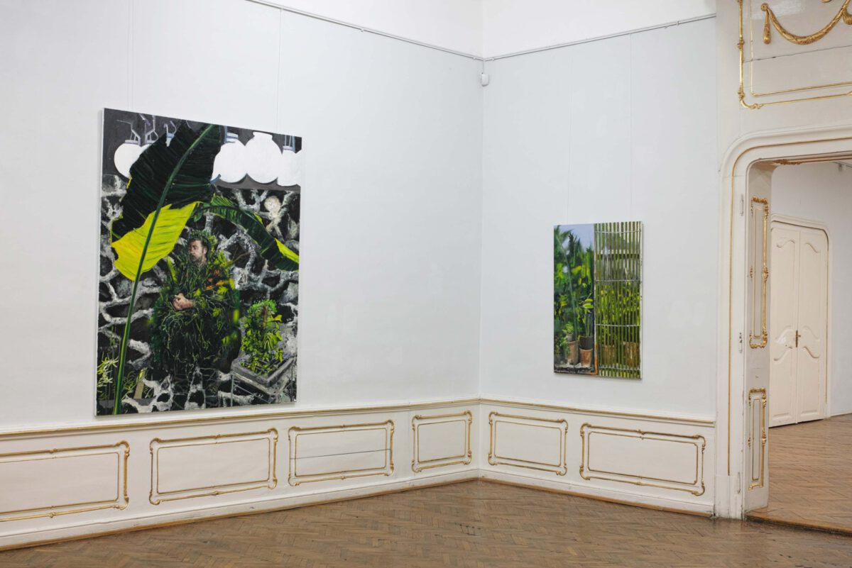 Marius Bercea A Full Rotation Of The Moon 2017 Installation View Cluj Museum Of Art 4