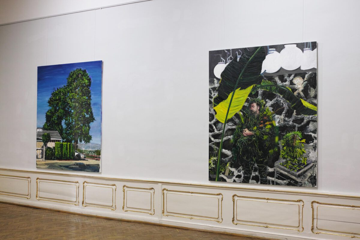 Marius Bercea A Full Rotation Of The Moon 2017 Installation View Cluj Museum Of Art 5
