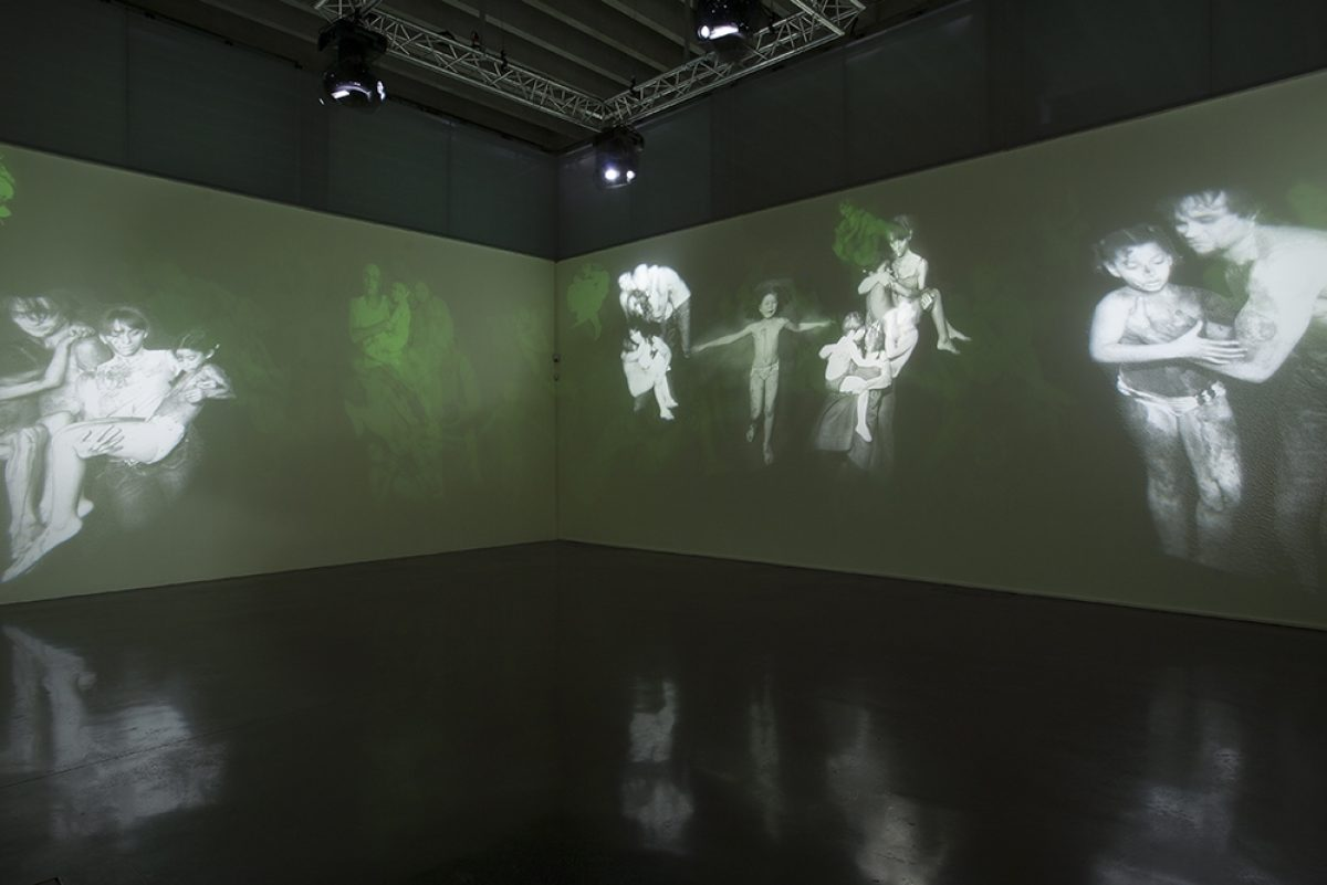 Mat Collishaw New Art Gallery Walsall Installation View 2015 Blain Southern 4