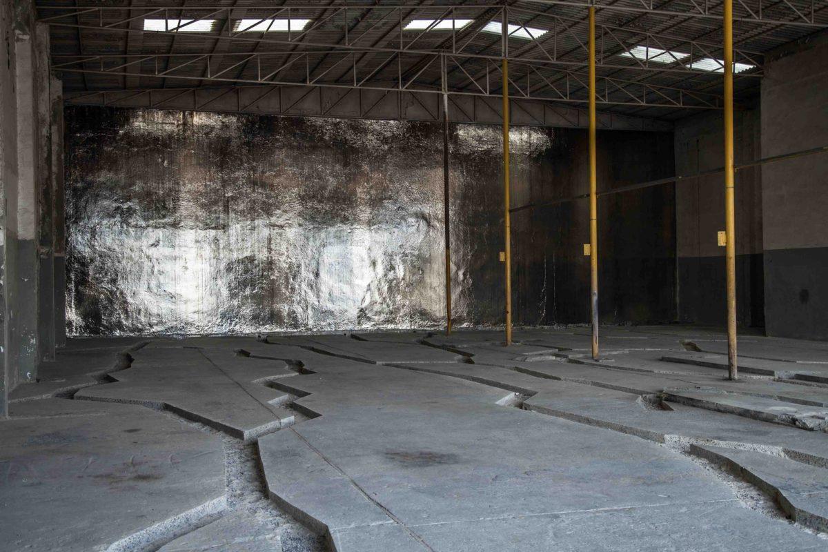 Michael Joo Installation View 2015 Sharjah Biennale