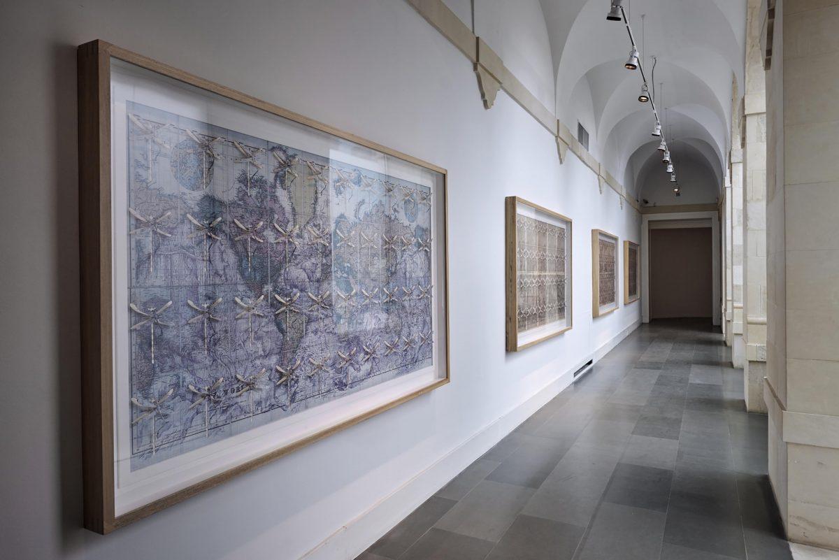 Pietro Ruffo Breve Storia Del Resto Del Mondo Installation View 20165 Fondazione Puglisi Cosentino Catania It Photo Giacomo Daguanno 11
