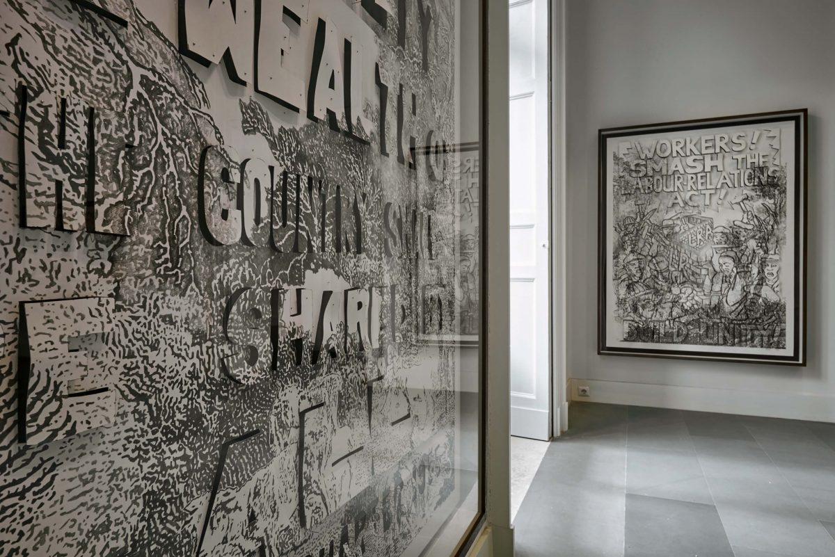 Pietro Ruffo Breve Storia Del Resto Del Mondo Installation View 20165 Fondazione Puglisi Cosentino Catania It Photo Giacomo Daguanno 6