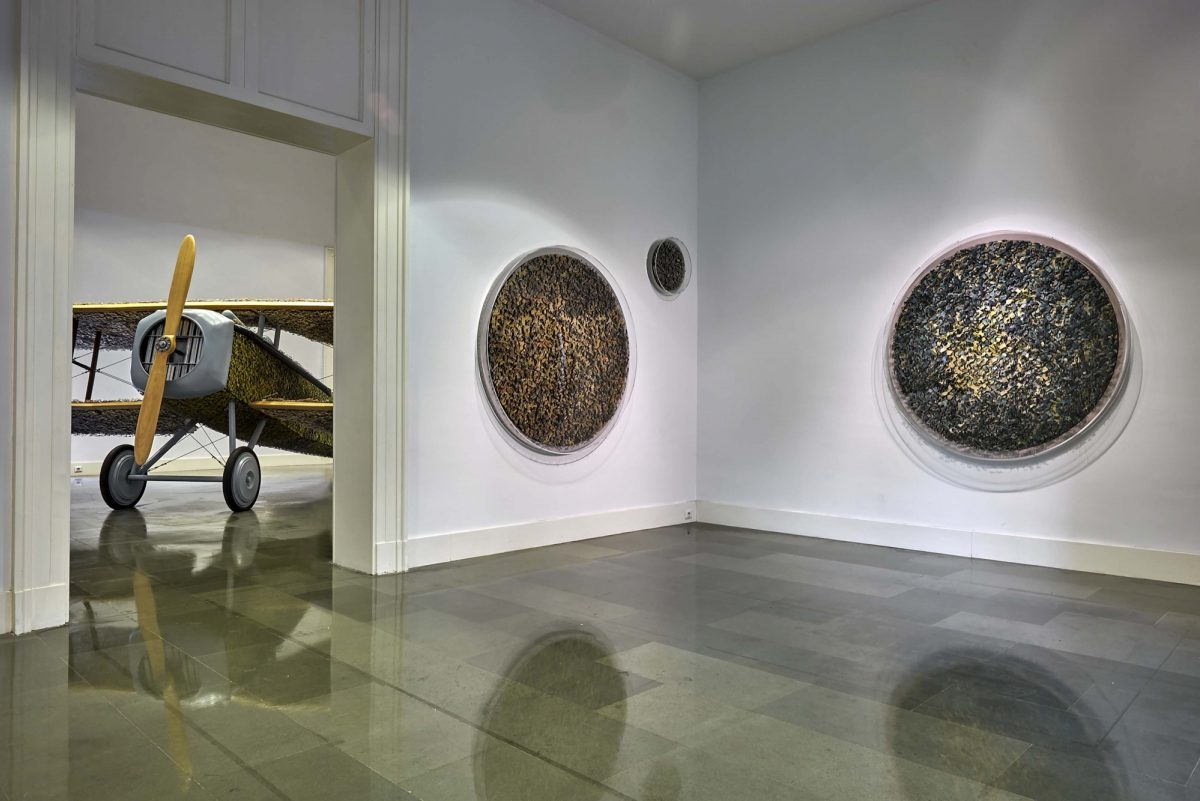 Pietro Ruffo Breve Storia Del Resto Del Mondo Installation View 20165 Fondazione Puglisi Cosentino Catania It Photo Giacomo Daguanno 8