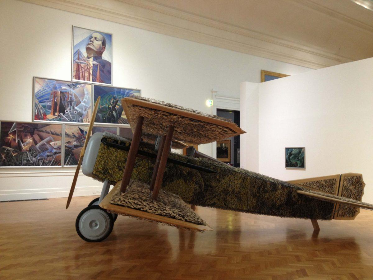 Pietro Ruffo Spad Svii Galleria Nazionale D Arte Moderna Rome It 1
