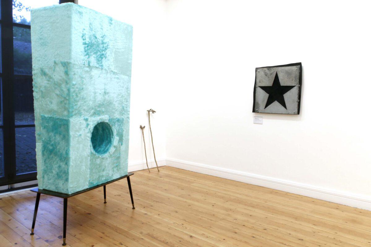 Poor Art Arte Povera Italian Influences British Responses Estorick Collection London 2017
