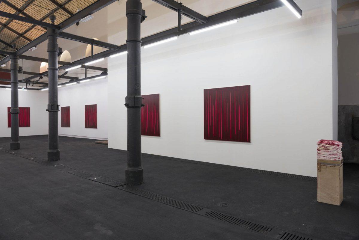 Rachel Howard 2016 Macro Installation View Courtesy Macro Photo Giorgio Benni 5
