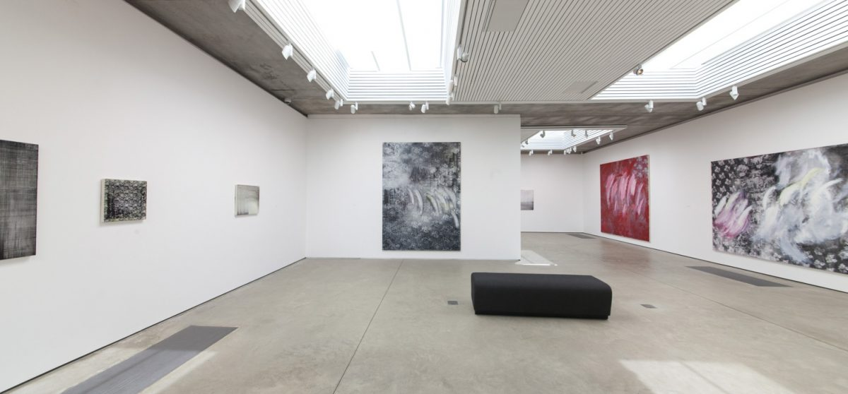 Rachel Howard At Sea Jerwood Gallery 2015 Installation View 3