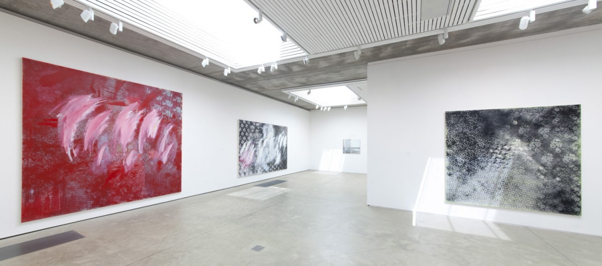 Rachel Howard At Sea Jerwood Gallery 2015 Installation View 4