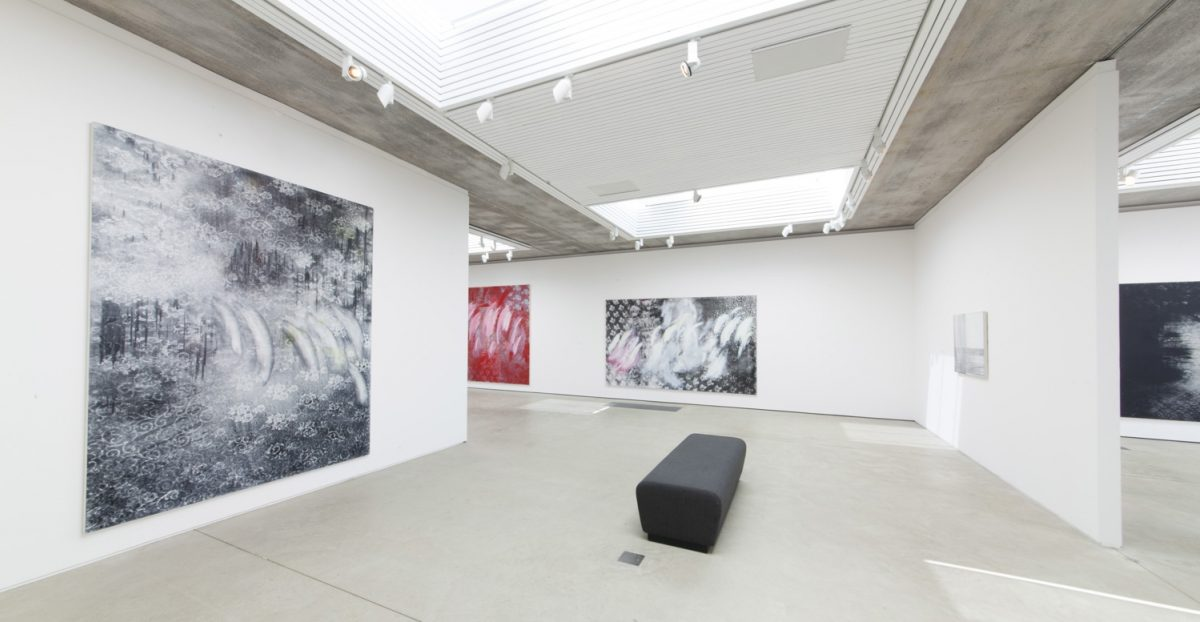 Rachel Howard At Sea Jerwood Gallery 2015 Installation View 5