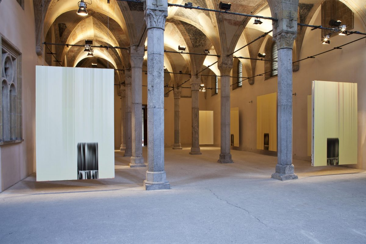 Rachel Howard Repetition Is Truth Via Dolorosa Museo Madre 2011 Installation View Photo Amedeo Benestante 4
