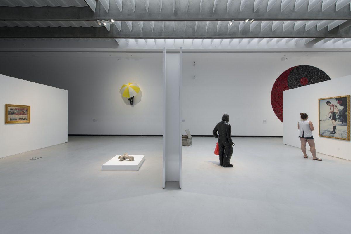 Sislej Xhafa Benvenuto Maxxi Installation View 2017 Courtesy Maxxi Photo Giorgio Benni 1