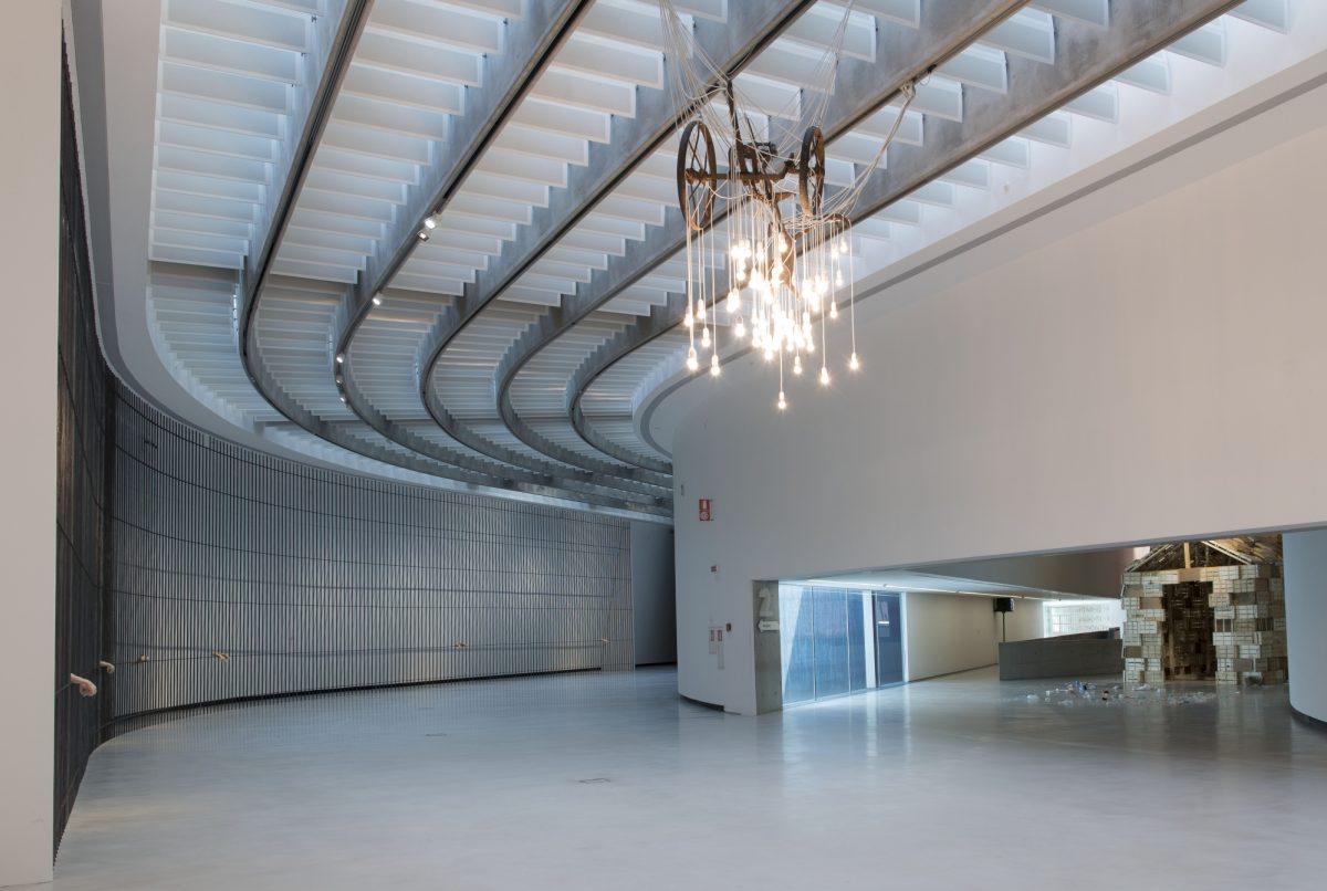 Sislej Xhafa Benvenuto Maxxi Installation View 2017 Courtesy Maxxi Photo Giorgio Benni 13
