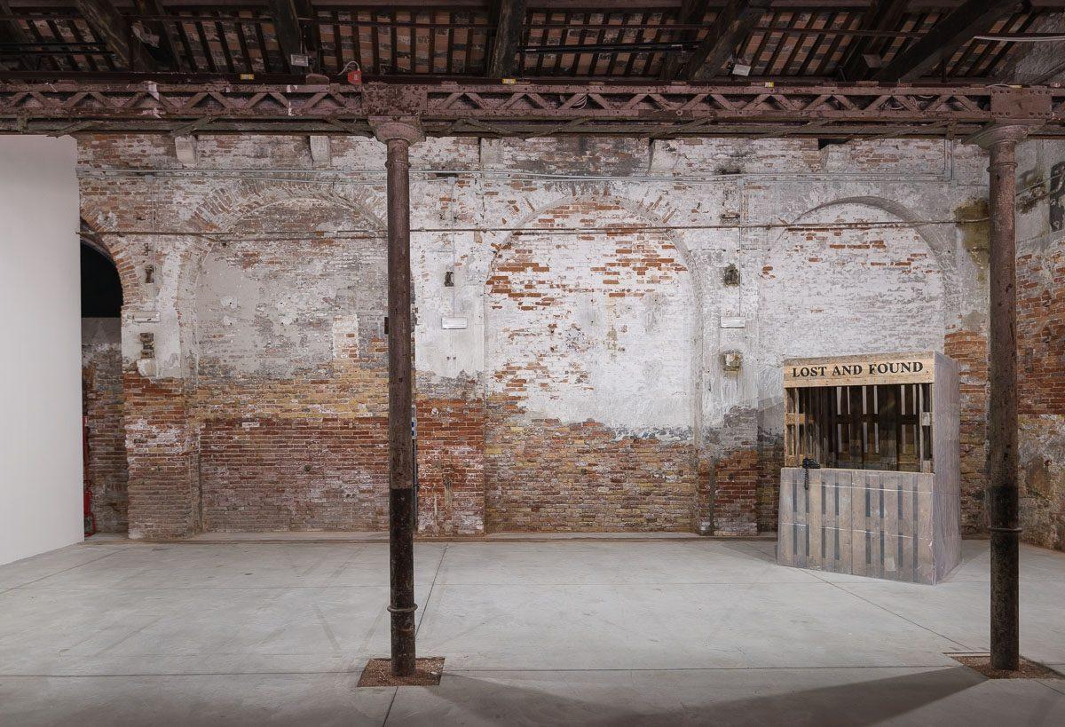 Sislej Xhafa Lost Found Venice Biennale Installation View Viva Arte Viva 2017 Courtesy The Artist And Blain Southern Photo Oak Taylor Smith 2