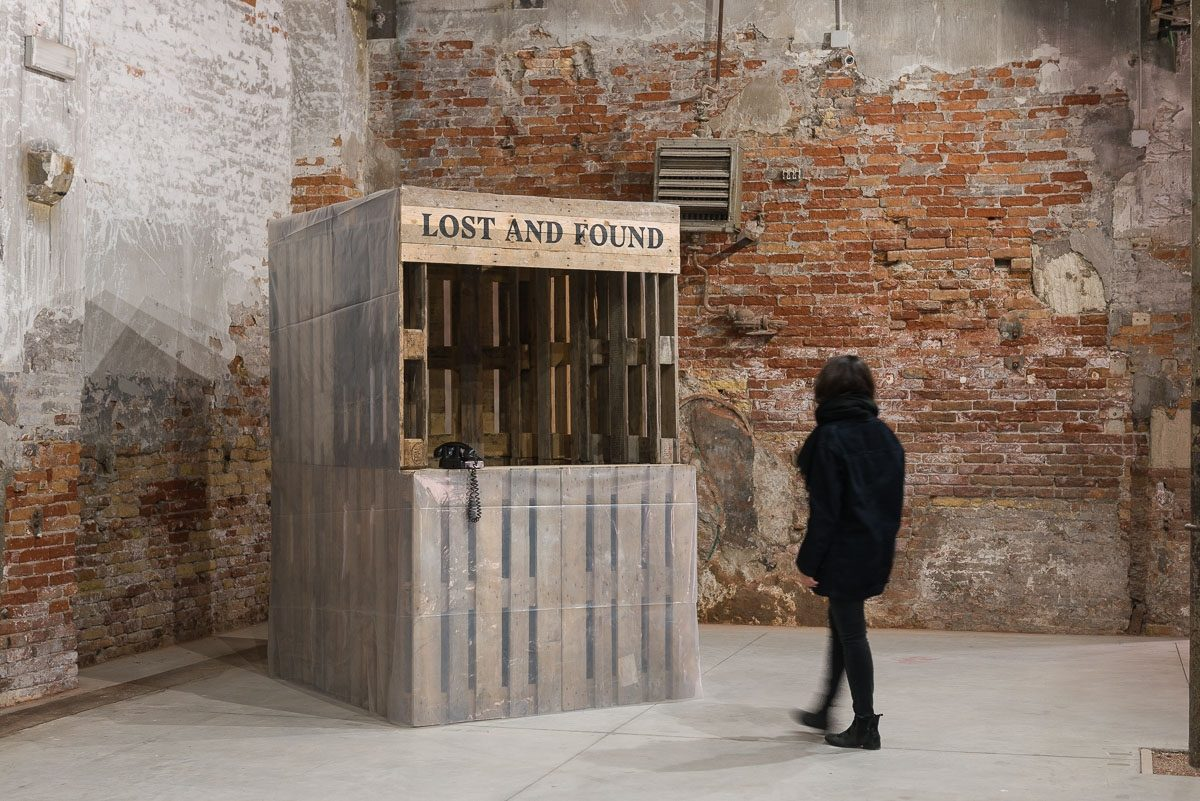 Sislej Xhafa Lost Found Venice Biennale Installation View Viva Arte Viva 2017 Courtesy The Artist And Blain Southern Photo Oak Taylor Smith 4
