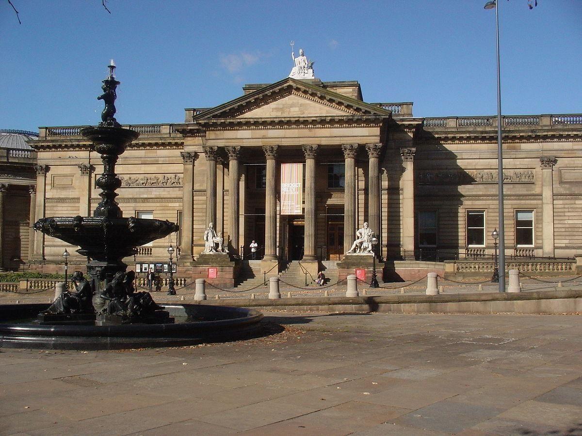 Walker Art Gallery Liverpool Uk
