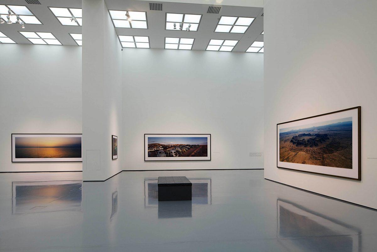 Wim Wenders 4 Real True 2 Installation View Stiftung Museum Kunstpalast 1