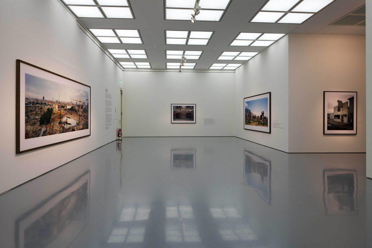 Wim Wenders 4 Real True 2 Installation View Stiftung Museum Kunstpalast 2