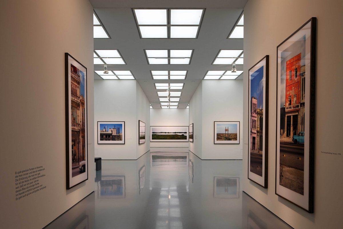 Wim Wenders 4 Real True 2 Installation View Stiftung Museum Kunstpalast 3