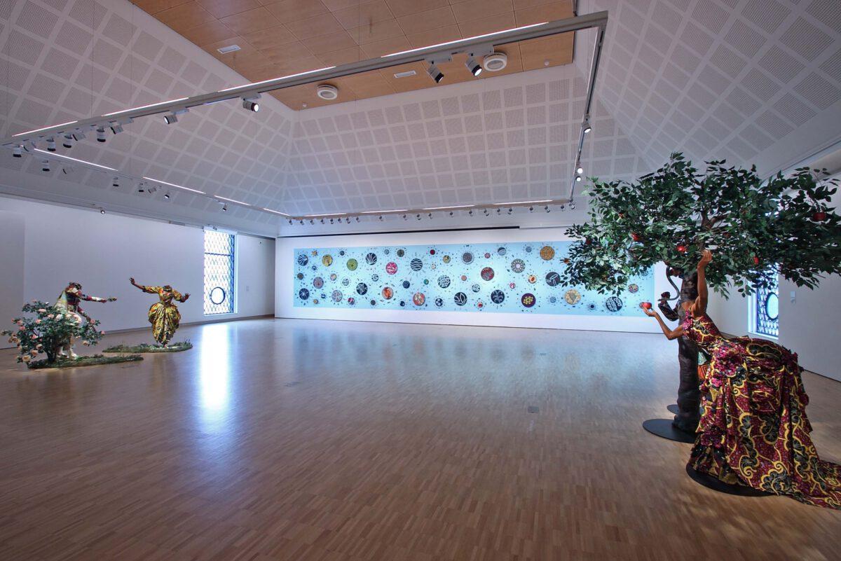 Yinka Shonibare Mbe Paradise Beyond Installation View Gemeentemuseum Helmond Installation View 2