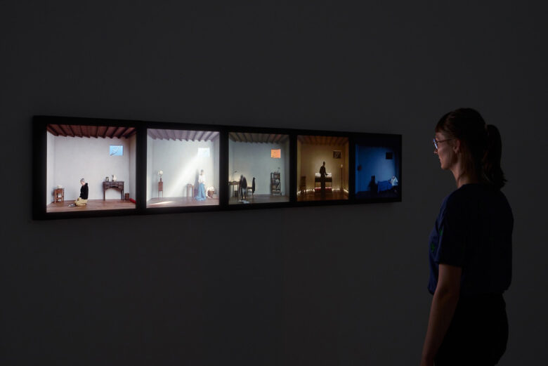 Bill Viola - Installationen