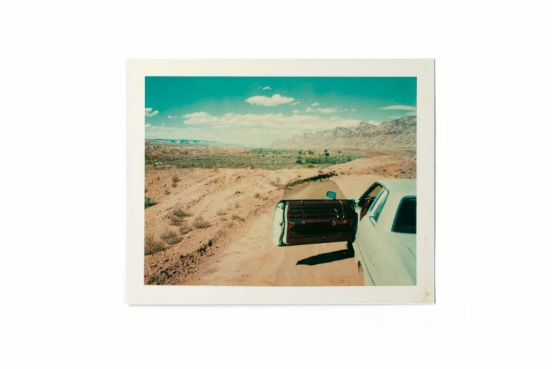 Instant Stories. Wim Wenders' Polaroids