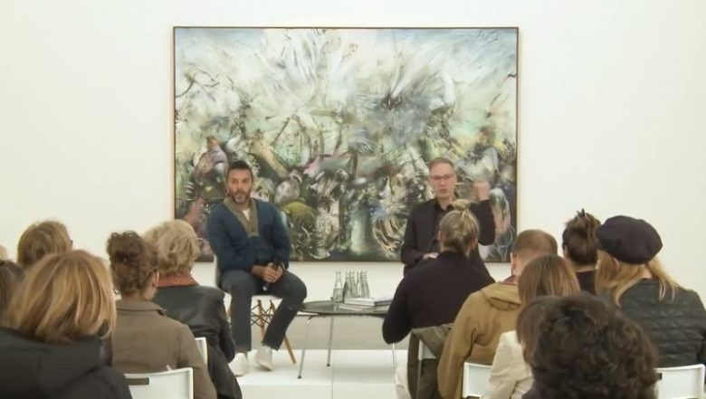 Artist Talk: Ali Banisadr in conversation with Max Dax