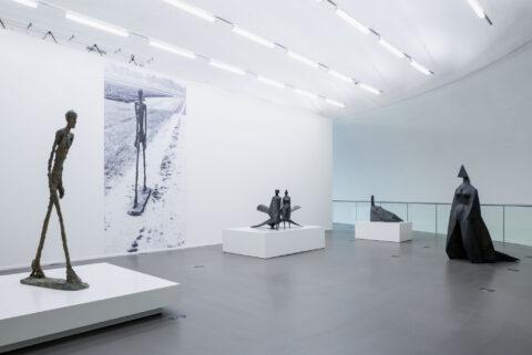 Giacometti-Chadwick, Facing Fear at the Museum de Fundatie