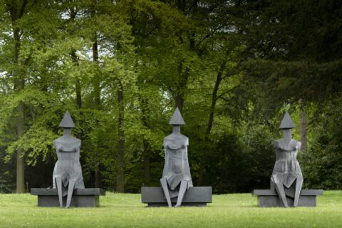 Sculpture at Wisley 2019