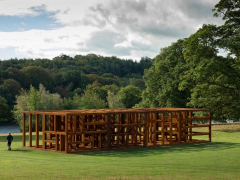 Sean Scully: Inside Out at Yorkshire Sculpture Park