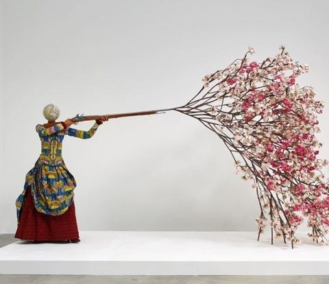 Yinka Shonibare CBE: 'Flower Power' at the Fukuoka Art Museum