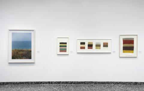 Sean Scully at the Hirshhorn Museum