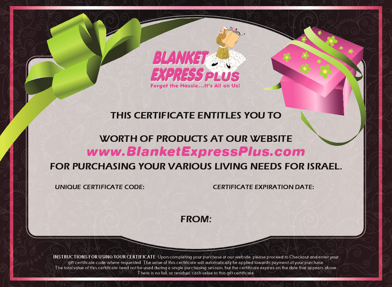 this certificate entitles you to - Ozil.almanoof.co