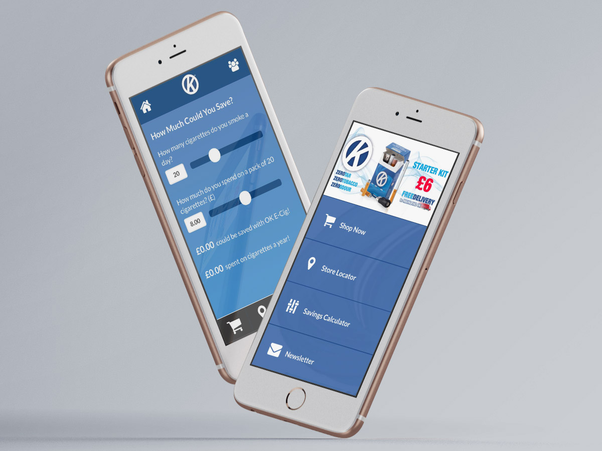 Mobile App Design & Development Somerset - Blaze Concepts