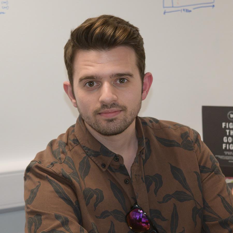 Peter Jeffery - Lead Designer