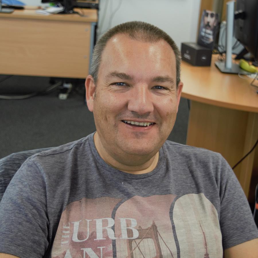 Andrew Real - Web Developer