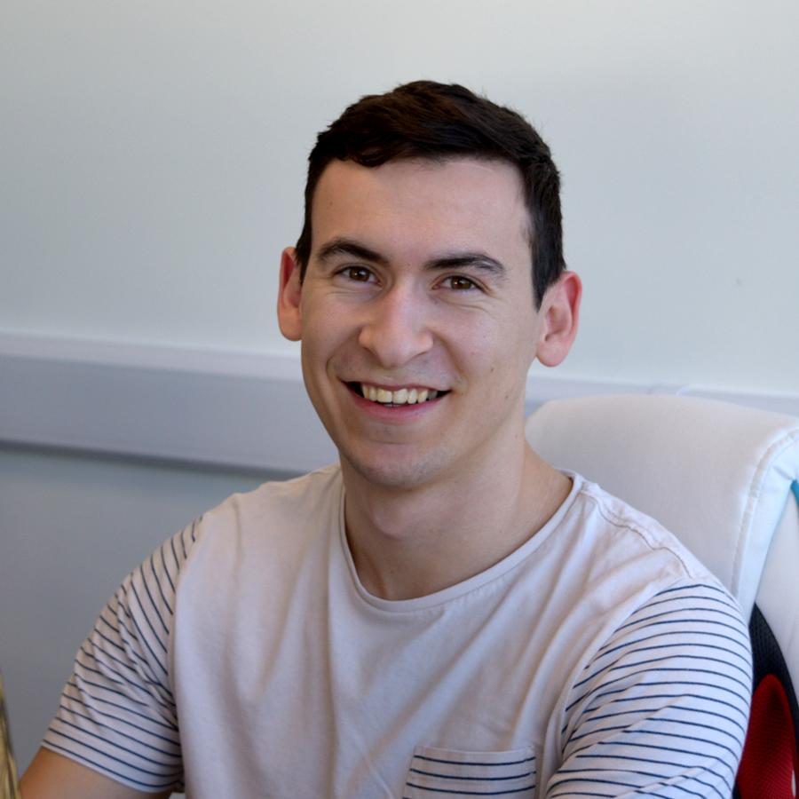 Bradley Cross - Web Developer