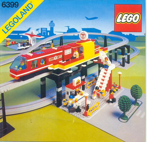 LEGO The Airport Shuttle