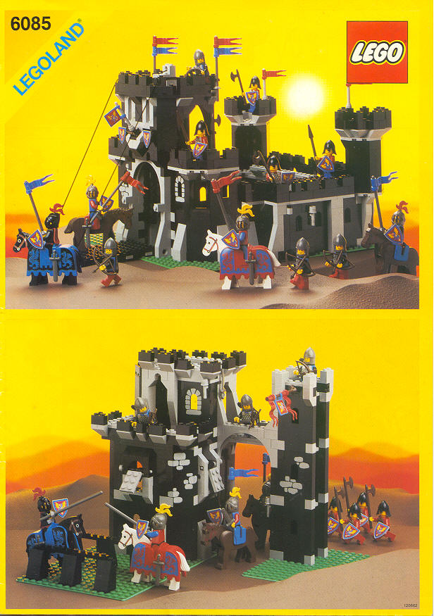 Black Monarch's Castle
