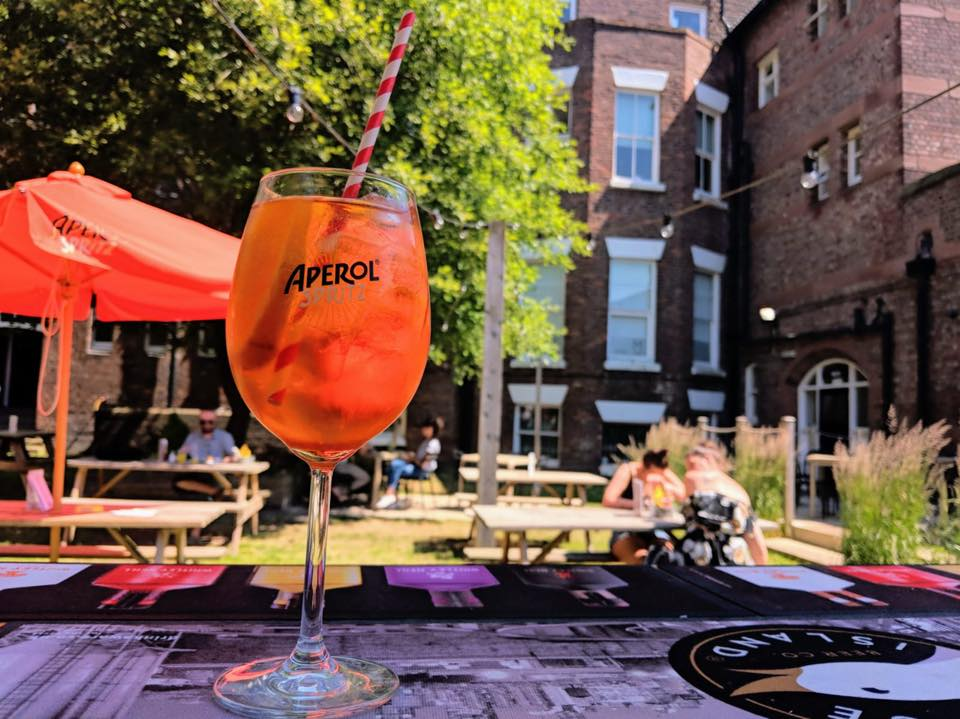 The best beer gardens in the city!