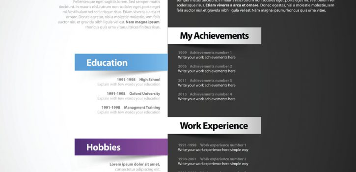education vs work experience what goes on a resume first