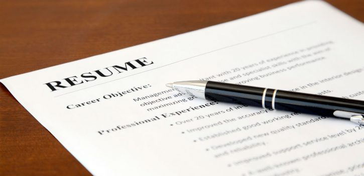 how resumes differ from country to country