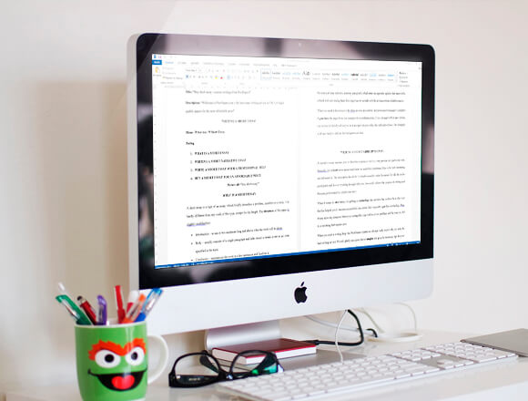 essay about uniforms qualitative research