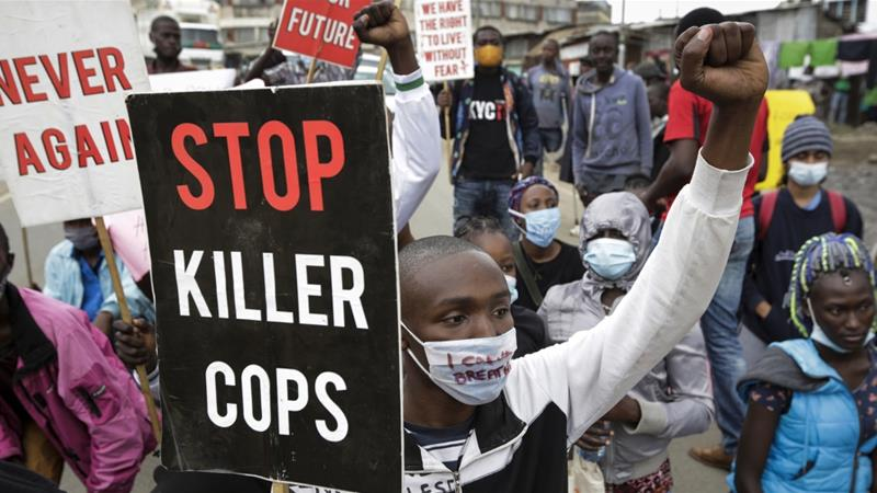 research papers on police brutality