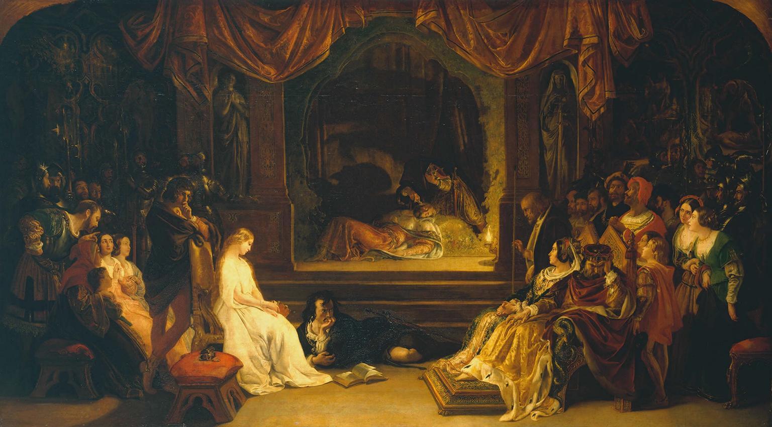 conflict in Hamlet essay