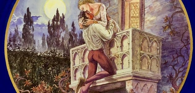 Violence and love in Romeo and Juliet essay question