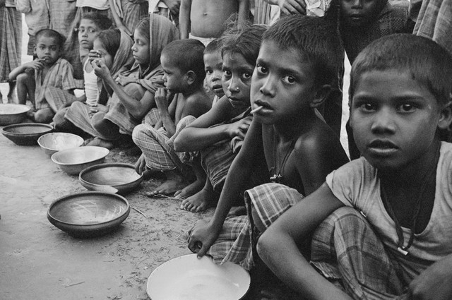 essay on poverty and starvation