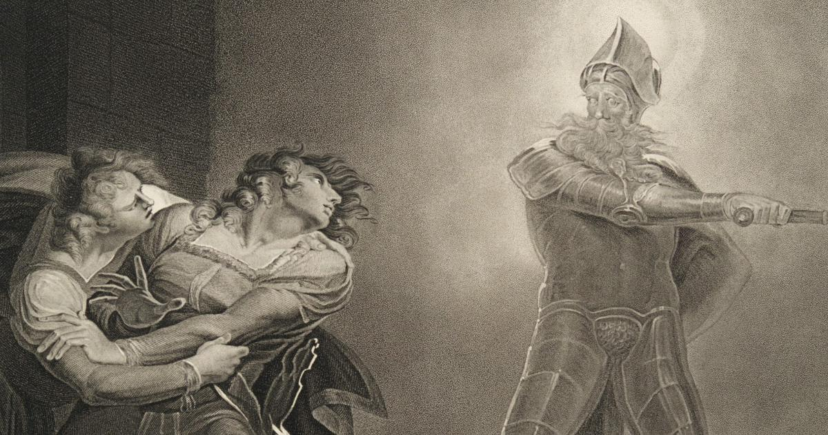 the role of the ghost in Hamlet essay
