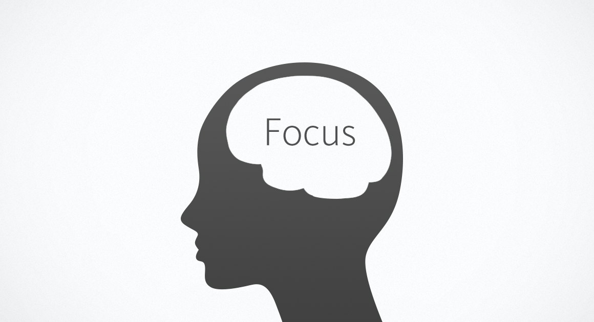 learn how to focus
