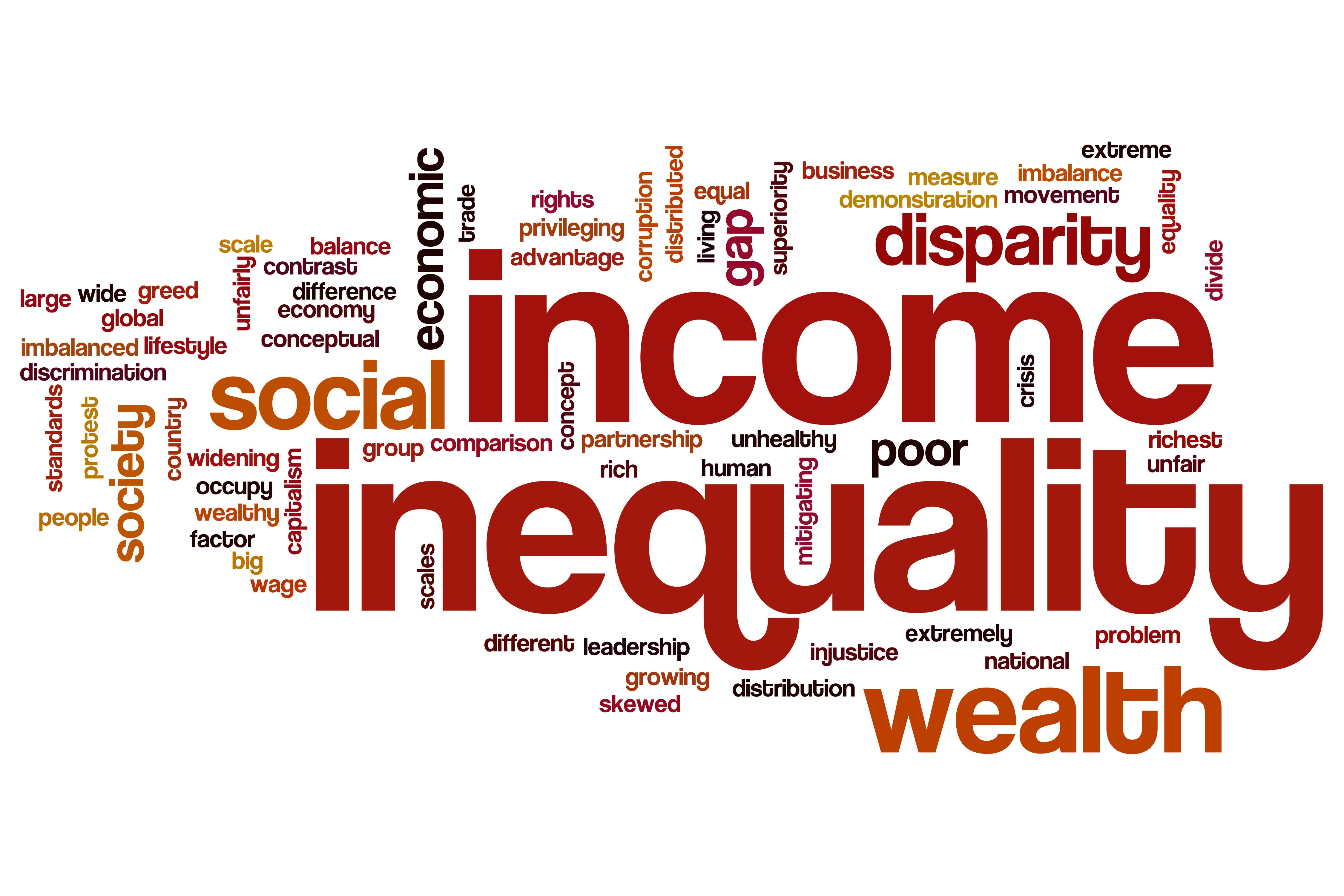 reasons for income inequality essay