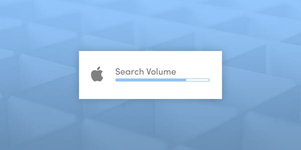 Apple Exact Search Volume Now on AppTweak!